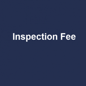 BSA LLC Plan Inspection Fee